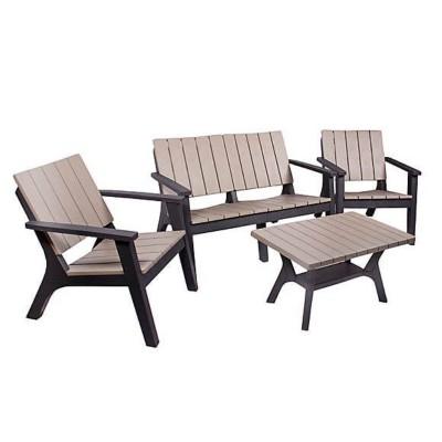 Bộ bàn ghế sofa sân vườn ngoài trời mới nhất 2021
