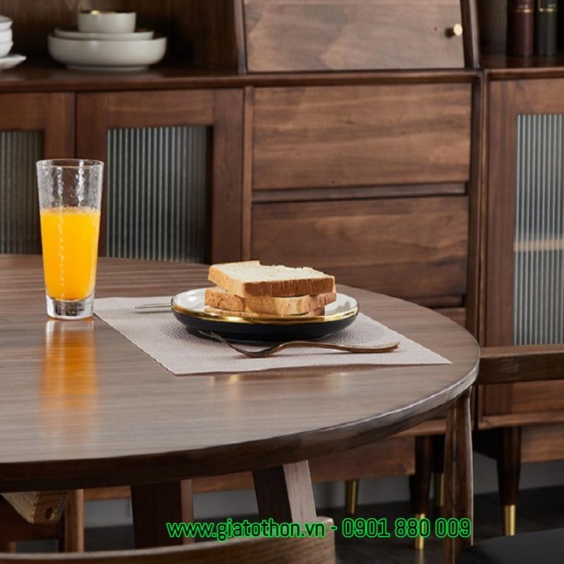 bàn ăn gỗ cao cấp