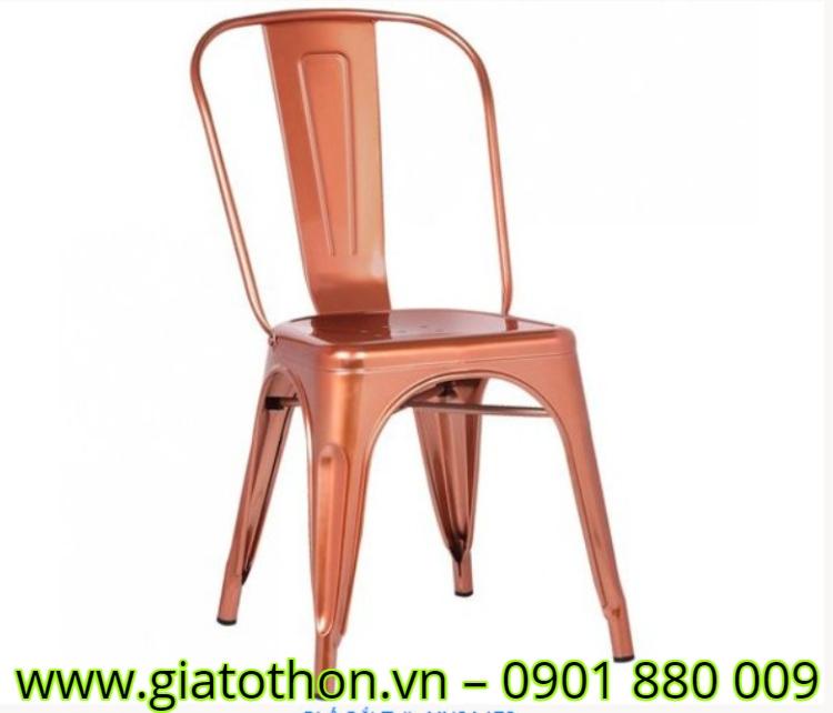 bàn ghế khung sắt phòng khách