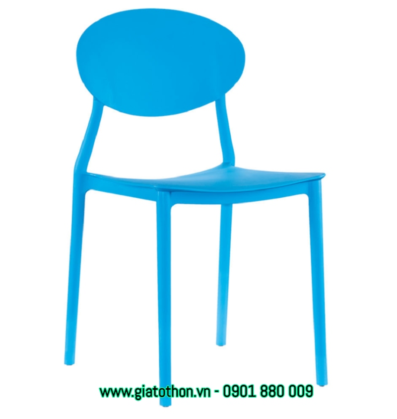 ghế nhựa bàn ăn bền
