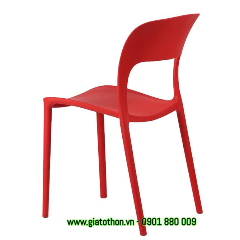 ghế nhựa bàn ăn giá rẻ