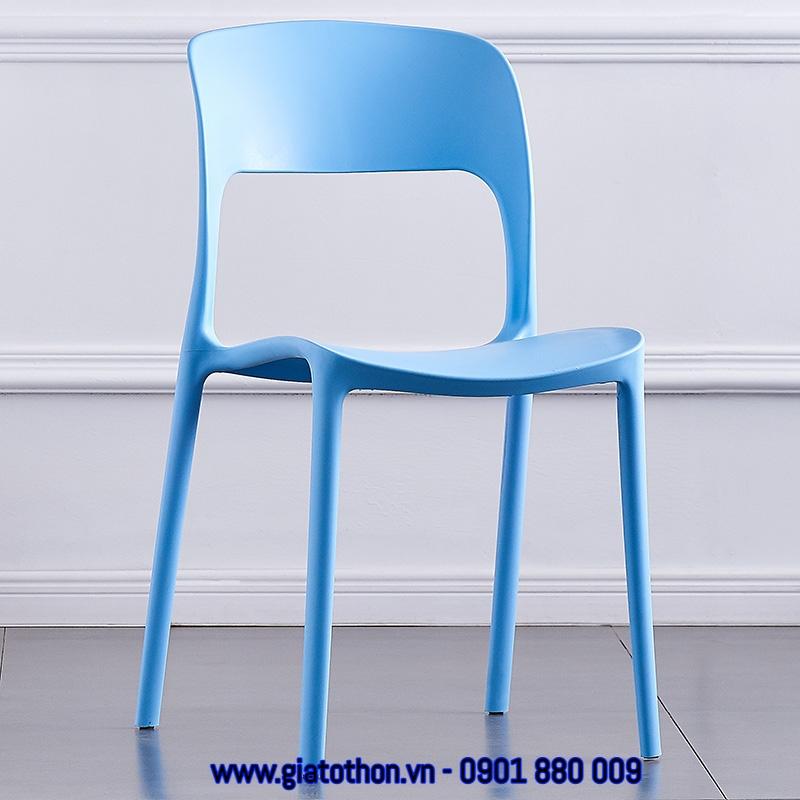 ghế nhựa bàn ăn