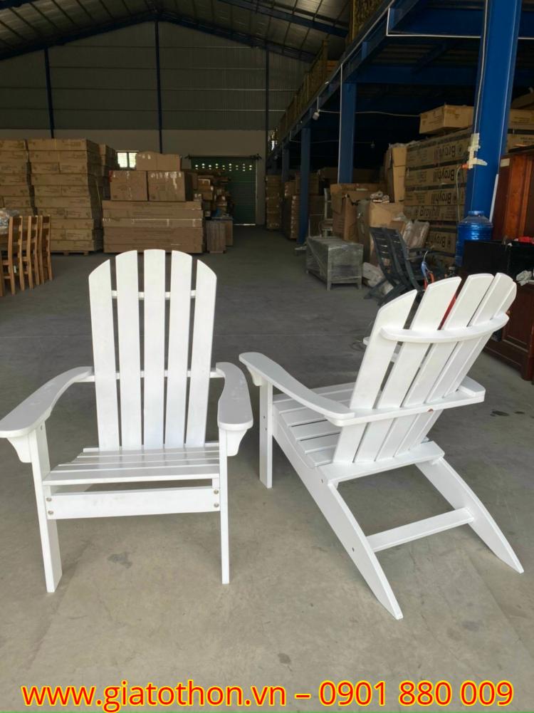 ghế tắm nắng composite giá rẻ