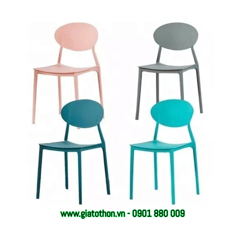 ghế xếp nhựa cao cấp đẹp