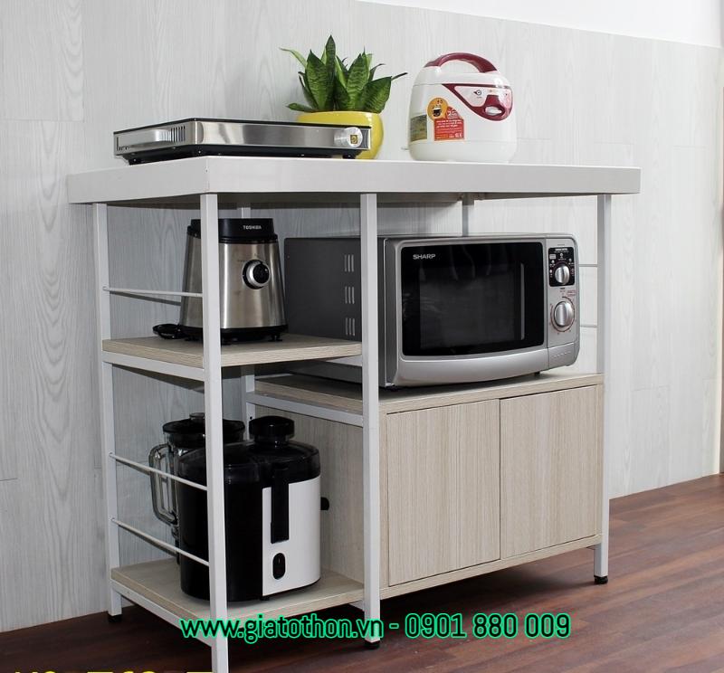 tủ bếp gỗ đẹp